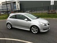VAUXHALL CORSA 1.2 SXi •XP•SRi/VXR EXTERIOR PACK STYLING••CHEAP INSURANCE••ALLOYS••SERVICE HISTORY