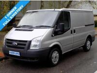 11(11) FORD TRANSIT 300 SWB LOW ROOF 2.2 FWD 140 BHP 6 SPEED