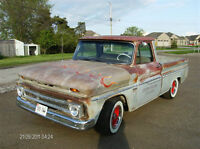 ## WANTED ##  1964-1966 Chevy C10