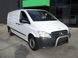 2012 Mercedes-Benz Vito MY11 113CDI LWB White 6 Speed Manual Van Preston Darebin Area Preview
