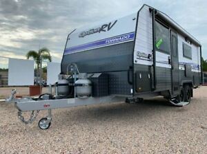 2019 Option RV TORNADO 21 FAM STOCK 21 FAMILY Chevallum Maroochydore Area Preview
