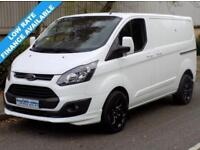 63(13) FORD TRANSIT CUSTOM 270 SWB L1H1 LOW ROOF 2.2 FWD 100BHP 6 SPEED EURO 5