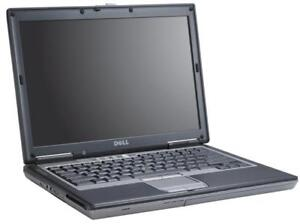 Dell Latitude D630 -Core 2 Duo T7250 2GHz, 1GB RAM, 80GB HDD, XP