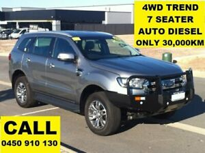 2015 Ford Everest UA Trend Aluminium 6 Speed Automatic Wagon Ellenbrook Swan Area Preview