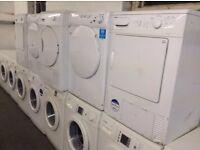 Tuesday 8th Nov Condensing Tumble Dryers £180