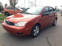 2005 FORD FOCUS ZX5 SES | 5 SPEED | LOW KM | ACCIDENT FREE!