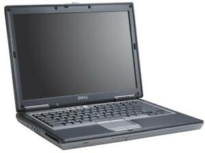 Dell Latitude D620 C2D  1.66GHZ 3gb 80gb dvdrw win7 99$