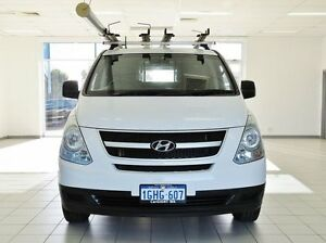 2012 Hyundai iLOAD TQ MY13 White 6 Speed Manual Van Morley Bayswater Area Preview