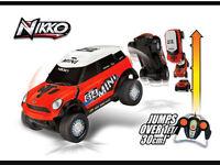 RC Stunt Car Mini Cooper