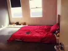 Furnished large bedroom. 10mins to CBD. Tram@door North Melbourne Melbourne City Preview