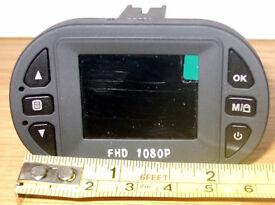 Micro car HD dashcam