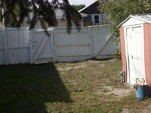 ADORABLE NEWLY RENOVATED!!  FULLY FENCED YARD!!!