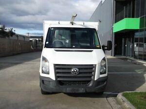 2007 Volkswagen Crafter 2EF1 50 LWB White 6 Speed Manual Preston Darebin Area Preview