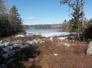 LAKESIDE LOT 24 FOR SALE ON 9 Mile Lake!
