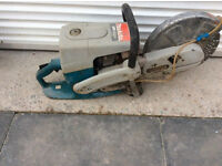 makita petrol disc cutter ,used but good condition runs perfect