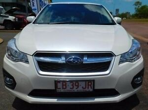 2013 Subaru Impreza G4 MY14 2.0i-S Lineartronic AWD White 6 Speed Constant Variable Hatchback Berrimah Darwin City Preview