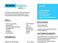 Resume writing service that gets you the job!