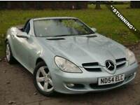 **TIN TOP CONVERTIBLE***Mercedes-Benz SLK 1.8 SLK200 Kompressor 2dr **STUNNING COLOUR COMBO**FINANCE