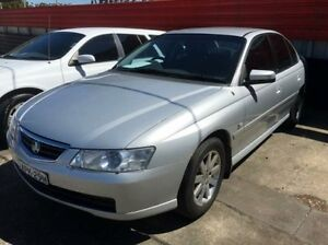2003 Holden Berlina VY Executive Silver 4 Speed Automatic Sedan Cardiff Lake Macquarie Area Preview