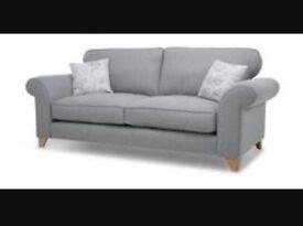 DFS Latitude 3 seater sofa