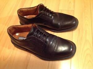 2 PAIR MENS SHOES FOR SALE