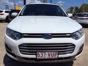 2015 Ford Territory SZ MkII TS Seq Sport Shift White 6 Speed Sports Automatic Wagon Currimundi Caloundra Area Preview
