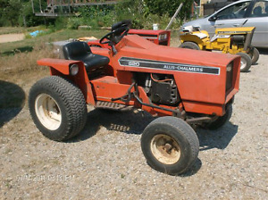 """Cherche""Wanted"" Allis Chalmers 620 616 720 or Simplicity 9020"