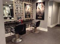 ** Hairstylist Wanted - Chair Rental opportunity!! **