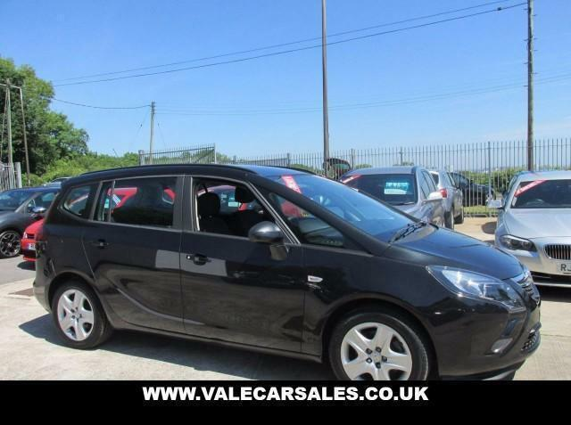 2014 64 VAUXHALL ZAFIRA TOURER 2.0 EXCLUSIV CDTI ***PRICE CHECKED***