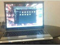 Toshiba satellite m70-394 laptop