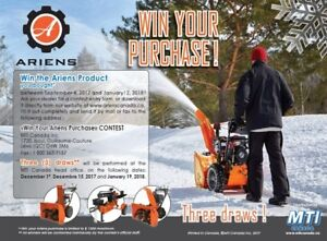 2018 Ariens Compact 24