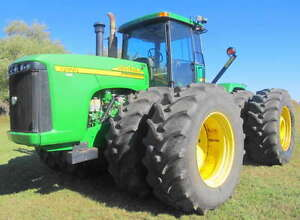 KRELL HUGE FARM EQUIP AUCTION APRIL 10 STOUGHTON SK MACK AUCTION