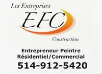PEINTRE/PAINTER BAS PRIX/LOW PRICE 514-912-5420 RÉS/COMMERCIAL