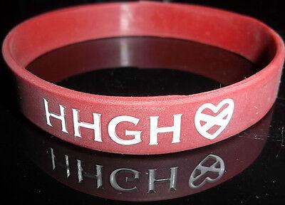 HEARTS FC HHGH WRISTBAND