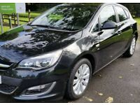 62/2013 VAUXHALL ASTRA 1.7 CDTI ELITE SE DIESEL TOP SPEC MINT CONDITION GREAT RUNNER BARGAIN!!