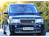 Land Rover Range Rover Sport 4.2 V8 2007