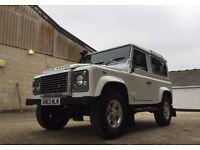 2.2 TD XS Land Rover DEFENDER 90 HPI clear