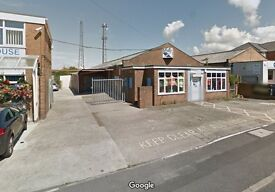 WAREHOUSE / STORAGE TO LET, 151 MOWBRAY DRIVE BLACKPOOL
