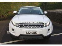 Land Rover Range Rover Evoque 2.2 SD4 PRESTIGE LUX