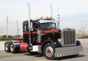 Peterbilt 359 T/A Truck