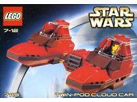 LEGO Star Wars 7119 : Twin-pod