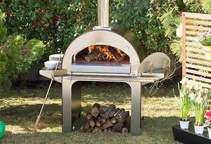 Alfa Pizza Forno 4 Pizze FOR4PIZZE Wood Burning Pizza Oven Brookvale Manly Area Preview