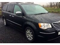 2008-2015 Chrysler Voyager 2.8crd limited / breaking all parts available
