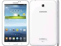 like new use condition Samsung galaxy tab 3 7.0in Wi-Fi +Free sd card