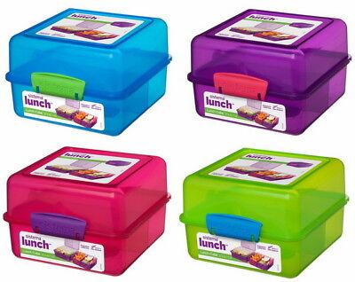 Sistema Lunchbox Lunch-Box Brotdose Brotbox Proviantdose Proviantbox Vesperdose