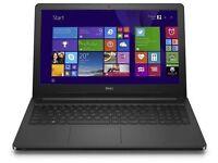 Brand New Dell laptop Inspiron intel celeron 4gb ram 500 gb hard drive 12months warranty wind 10**