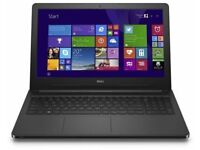 *New Boxed Dell Inspiron laptop 8Gb RAM 1 TB Hard Drive windows 10 dvd bluetooth 12 month warranty*