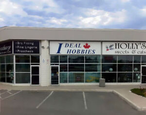 Hobby Store For Sale