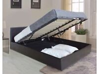 Ottoman double bed
