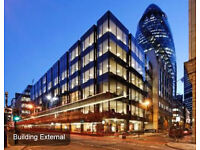 BANK Office Space to Let, EC3 - Flexible Terms | 2 - 80 people